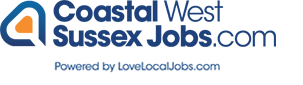 Coastal West Sussex Jobs Logo