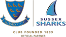 Coastal West Sussex Jobs sponsors Sussex CCC & Sussex Sharks